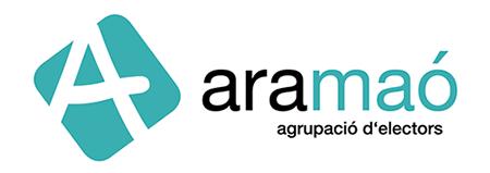 AraMaó Logo
