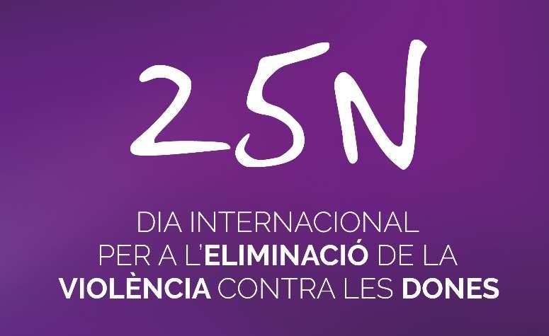 Maó celebra el Dia Internacional per a l'Eliminació de la Violència contra les Dones amb un ampli programa d'actes