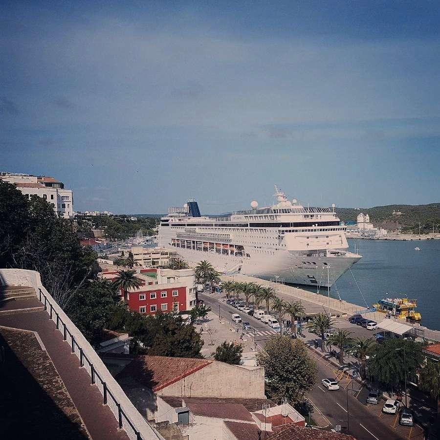 Comunicat d'aclariment d'Ara Maó amb relació al projecte de construcció d'un moll de creuers a La Mola