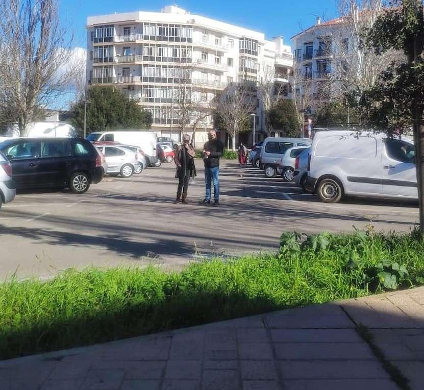 En marxa el projecte d'instal·lació d'una planta fotovoltaica a l'aparcament de Ses Vinyes