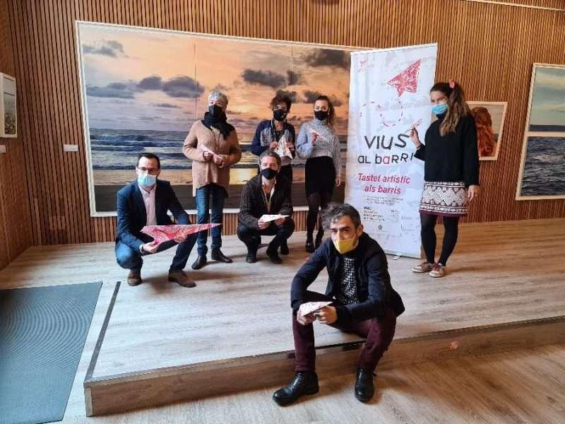 Atracam l'art i la cultura als barris de Maó