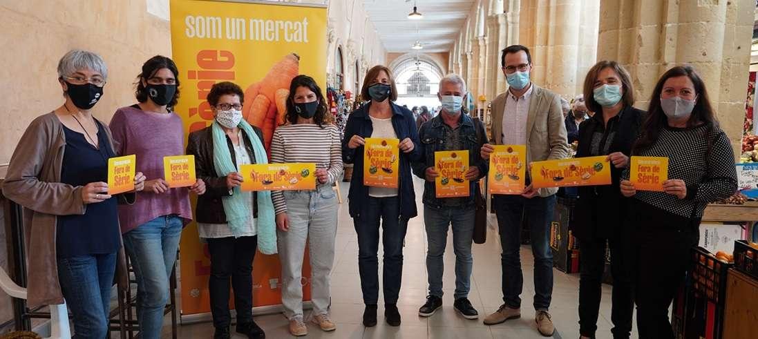 """L'Agència Menorca Reserva de Biosfera dóna inici a la campanya """"Producte Fora de Sèrie"""" contra el malbaratament alimentari a l'illa"""