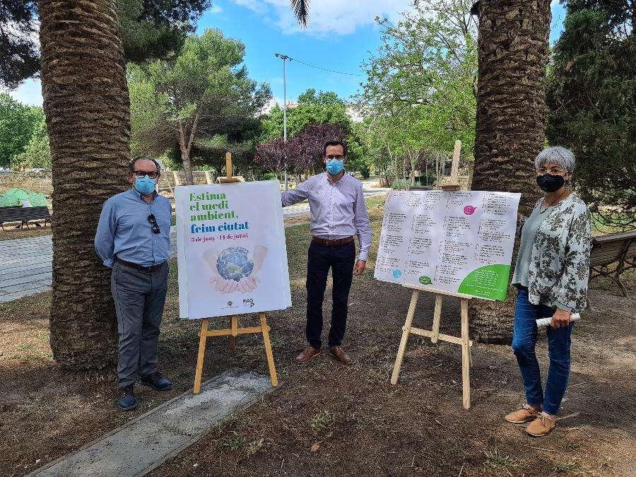 L'Ajuntament de Maó presenta un programa amb més d'una quinzena d'activitats amb motiu del Dia Mundial del Medi Ambient