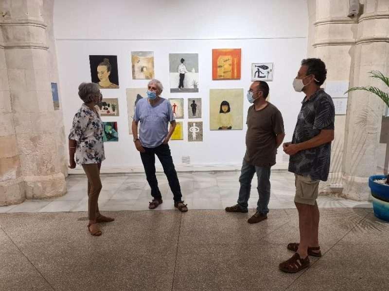 Xavier Salvador presenta 'Retrospectiva' a la Sala Sant Antoni de Maó